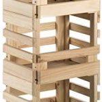 Mejores Verduleros con cajas de madera